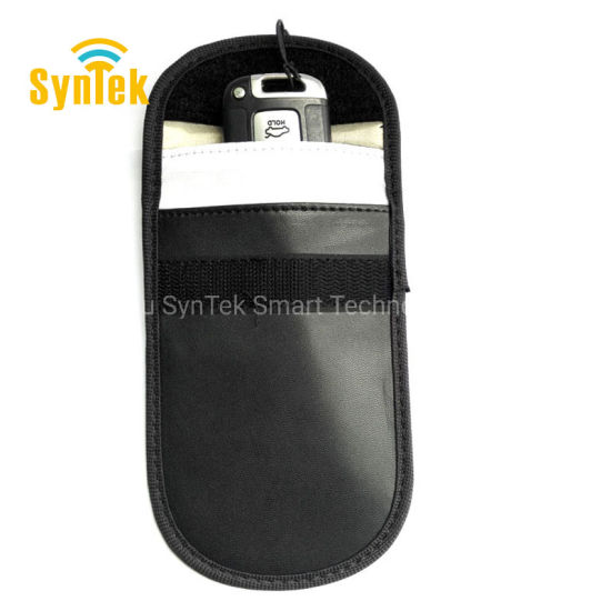 ba63f170d Faraday Bag Key Fob Signal Blocker Case, Faraday Cage RFID Car Key Fob  Protector, Key Fob Pouch Guard Faraday Case