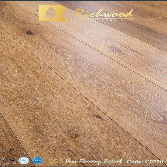 Commercial 8 3mm E1 Ac3 Embossed Walnut, Commercial Grade Laminate Flooring Uk