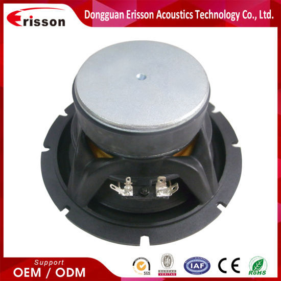 China Best 6 5 System Speakers Component Horn Speaker for