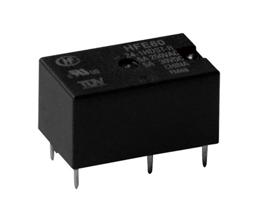 Hfe60 Hongfa Double Coil Latching Relay