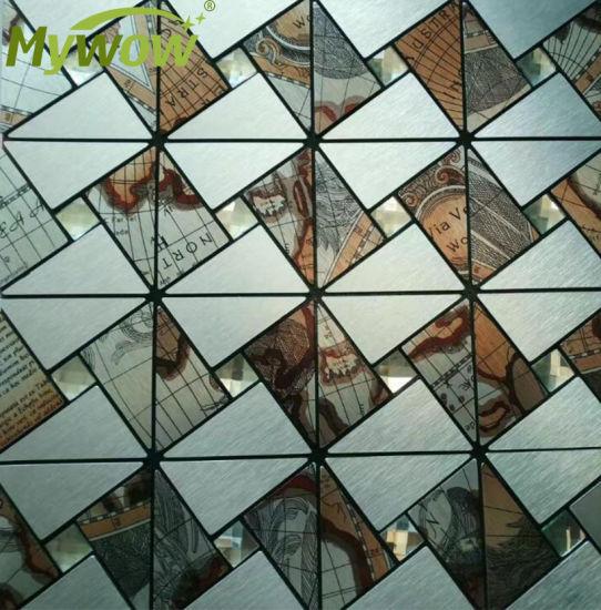 Indoor Home Decor Kitchen Bathroom Wall Tile Mosaic
