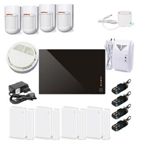 Internal Antenna Wireless GSM Alarm System with Big Package