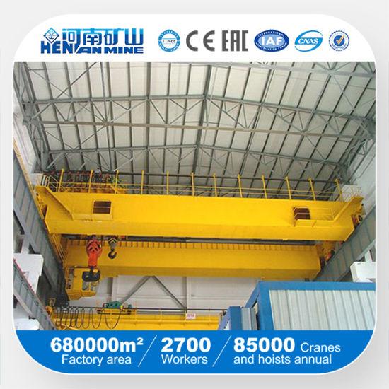 50/10tons Span 28.5m Double Beam Bridge Crane