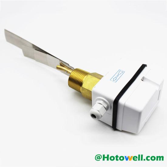 High Quality IP 65 Design Brass Body Water Flow Sensor