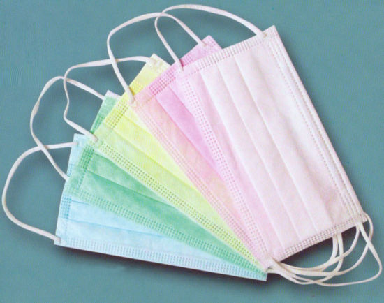 Nonwoven Fabrics for Disposable Face Masks pictures & photos