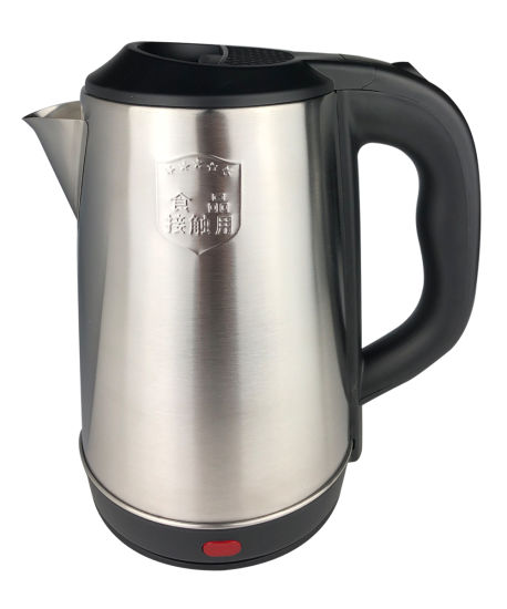 Hot Sale 2.5L Wide-Mouth Precision Polishing Stainless Steel Electric Kettle Hotel Household Kettle Electrical Appliances