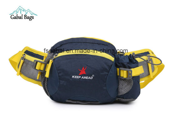 Durable Nylon Waterproof Sports Travel Waist Pack Bag pictures & photos