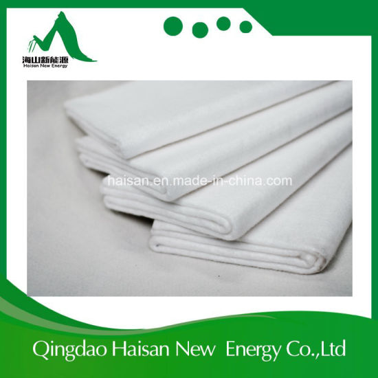 Short Fiber Knitting Geocloth Pet/PP Geotextile