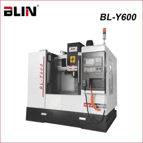 High Quality CNC Milling Machine Price (BL-Y600) pictures & photos