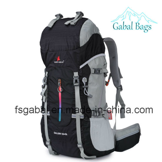 Outdoor Waterproof Nylon Bag Backpack for Hiking Travel Sports Climbing pictures & photos