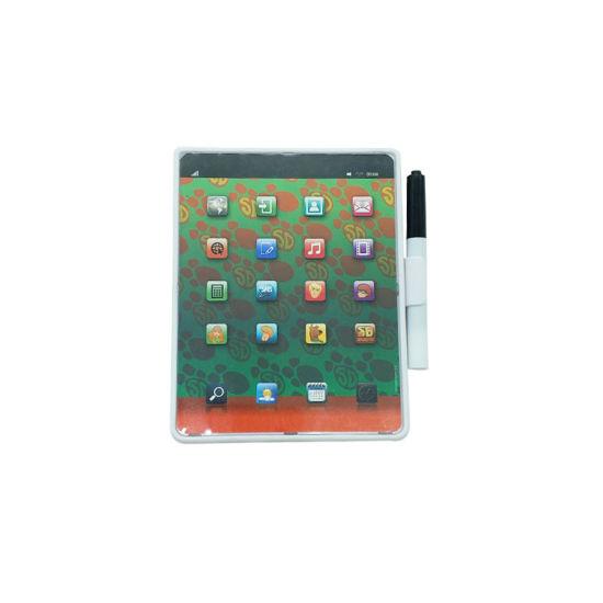 China Wholesaler Phone Shape Plastic Magic Writing Board Toy