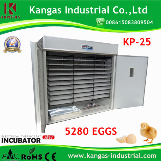 Best Price Setting 5280 Chicken Eggs Automatic Egg Incubation Machine
