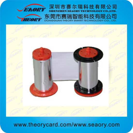 Color Ribbon/Black Ribbon for Smart Card Printer pictures & photos