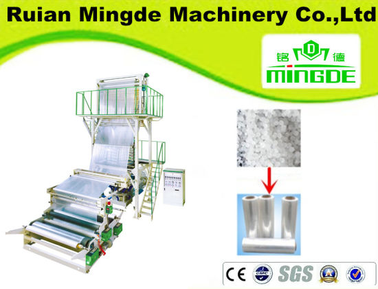 Agriculture Film Blowing Machine Ruian Mingde for The Market Mexico