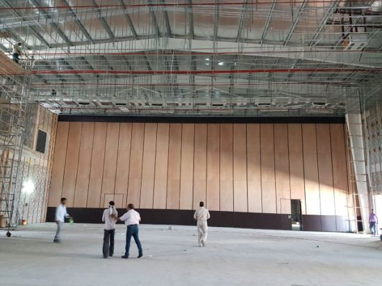 Operable Partition Wall for Multi-Purpose Hall/Multi-Function Hall pictures & photos