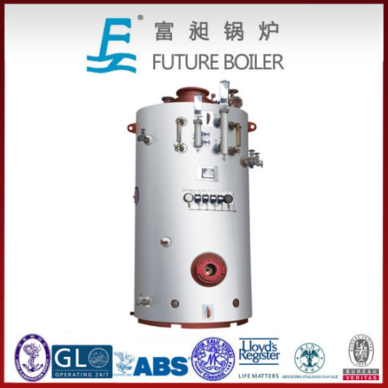 China Marine Oil Fired and Exhaust Gas Composite Boiler (LZY Series ...