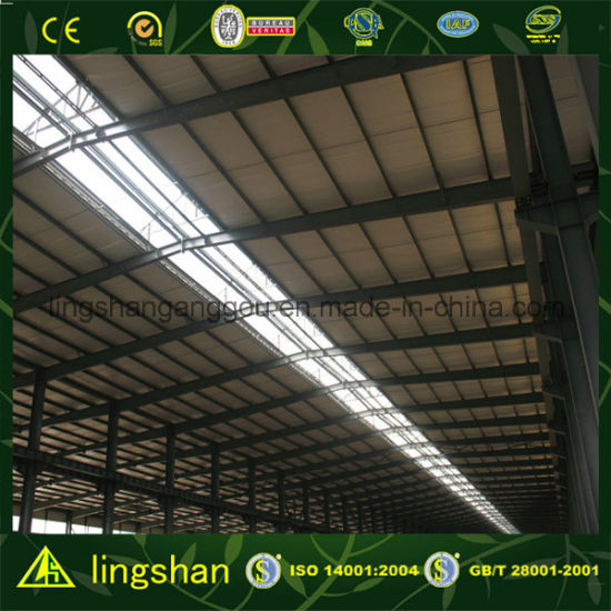 Pre Engineering Cheap Steel Structure Warehouse (LS-SS-154) pictures & photos