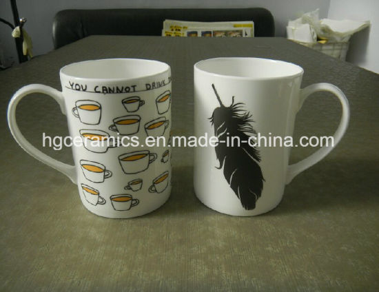 10oz Bone China Mug Promotional Mug pictures & photos