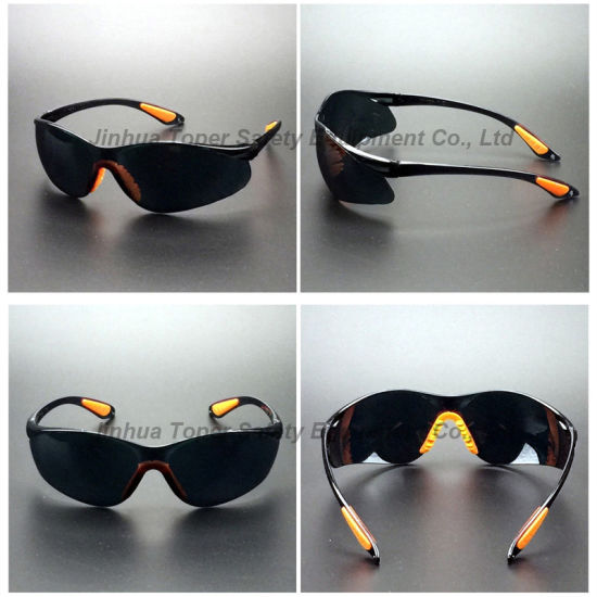 Lightweight Frameless Type Safety Glasses with Soft Pad (SG102) pictures & photos