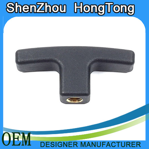 Plastic T-Shaped Knob for Industry pictures & photos