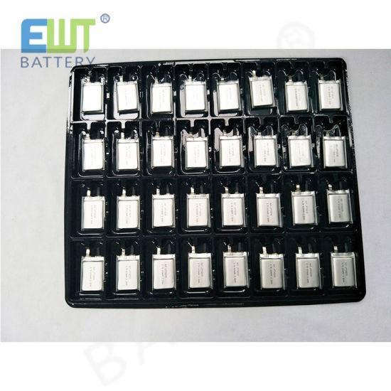 Ewt 3.7V 600mAh Lithium Cell Lp702535 Polymer Battery for Power Supply