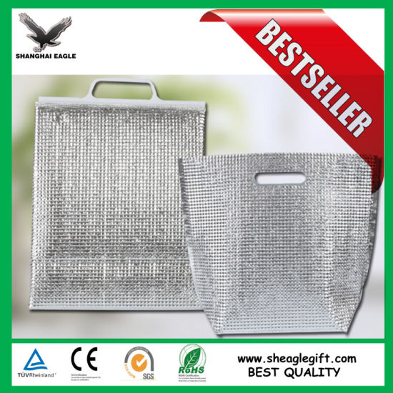 2016 New Design Cheap Insulated Lunch Bag Customized pictures & photos