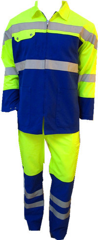 Safety Workwear Uniform Coverall Suit