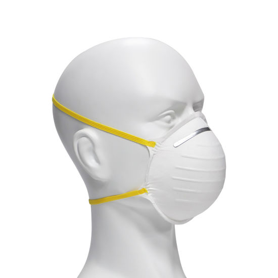 Disposable FFP2 Mask Flat -Fold Cup KN95 Mask for Outdoor Activities