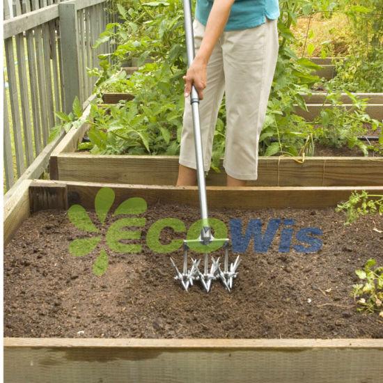 Yard Hand Tiller Garden Cultivator (HT5416)