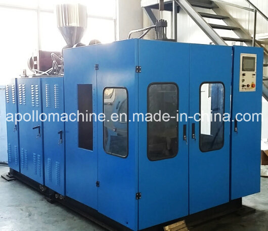 Apollo 500ml 750ml 1L HDPE Detergent Bottles Automatic Blow Molding Machine manufacture pictures & photos