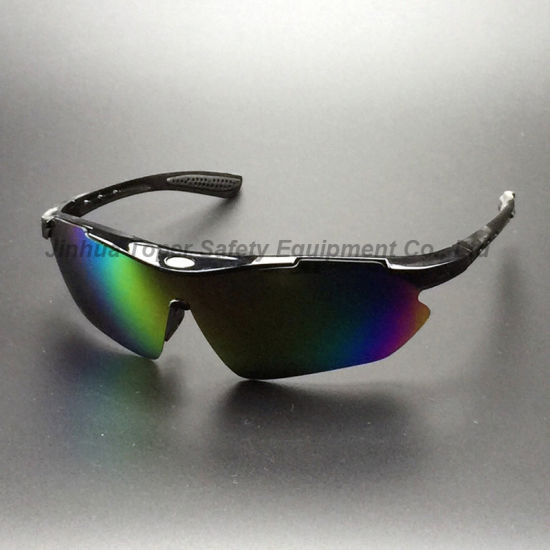 Fashionable Sports Safety Glasses Sunglass (SG115) pictures & photos