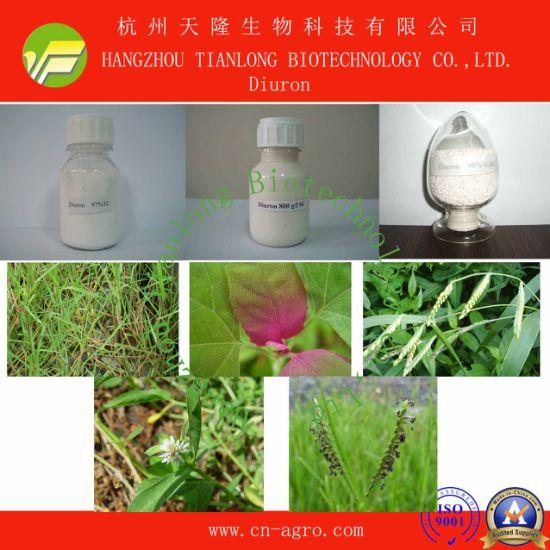 Good Quality Herbicide Diuron (98%TC, 80%WDG, 80%WP, 50%SC, 80%SC)