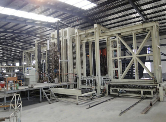 Woodworking Medium Density/High Density Fibreboard Full Automatic Production Line pictures & photos