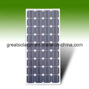 Favorable Price 150W 160W Mono Solar Panel with Skillful Manufactue From China