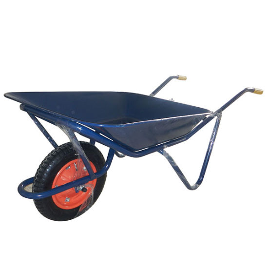 45L Light Duty Welding Frame Wheelbarrow Japanese Wheel Barrow