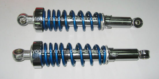 Motorcycle Parts of Rx125 Rear Shock Absorber for Republic Dominicana Motorbikes