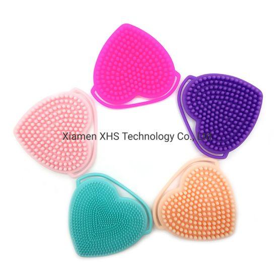 China Soft Facial Washing Brush Beauty Tool Skin Care Exfoliator