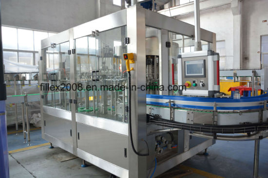 Full Automatic Mineral Water and Beverage Packing and Production Line pictures & photos