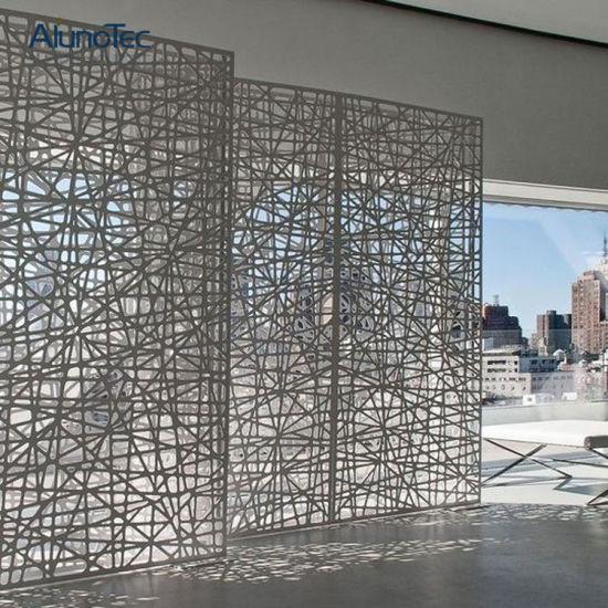 Decorative Metal Facade Exterior Wall Cladding Systems China