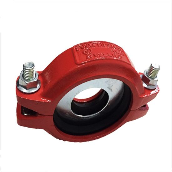 FM UL Certificated Ductile Iron Reducing Coupling for Air Conditioning