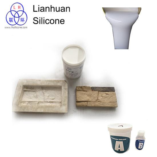 China Silicone Rubber Mold for Concrete Stone Tile - China