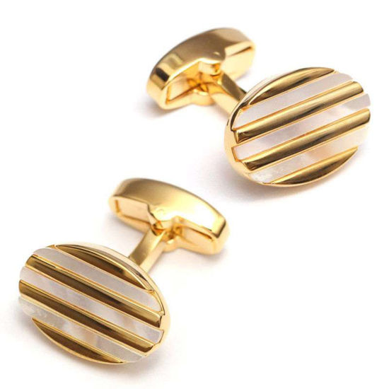 Factory Custom Making Cheap Price Metal Cufflink Manufacturer pictures & photos