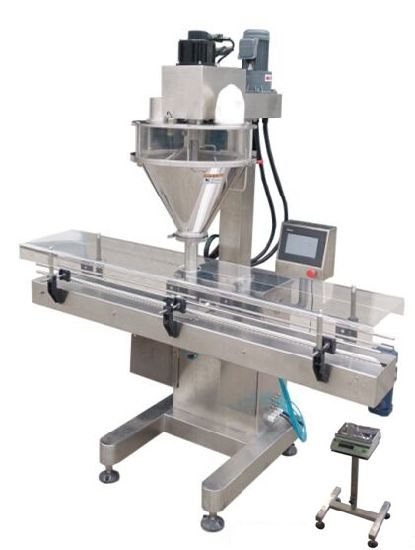 China Made Linear Powder Filling Machine pictures & photos