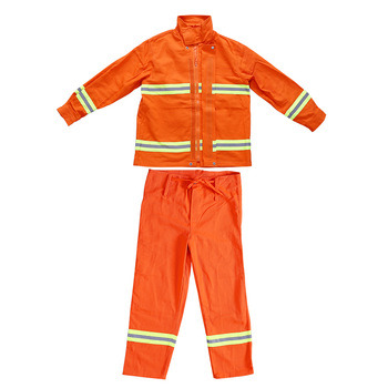 High Quality Fire Fighting Fireman Protective Suits