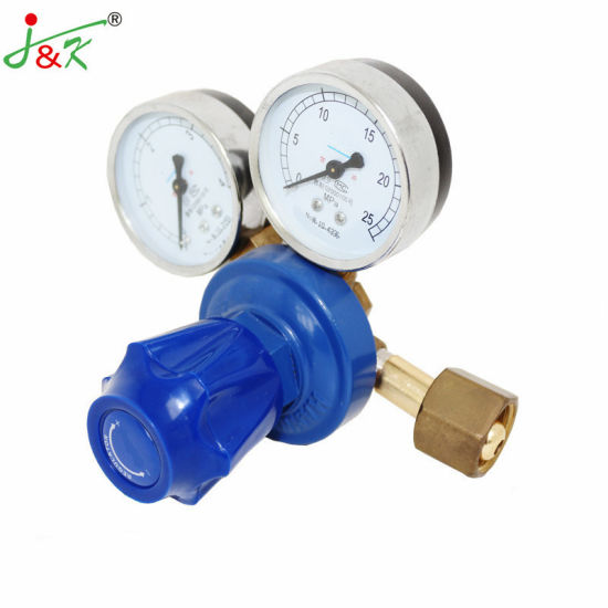 Oxygen Gas Pressure Reducer Regulator with Factory Price