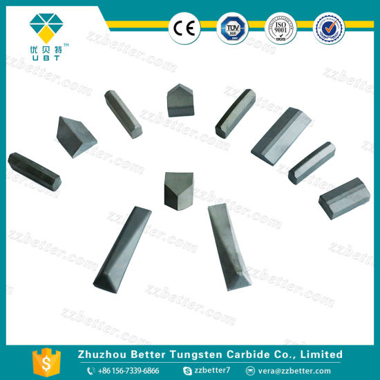China Carbide Tipped Stone Chisels for Rock Drilling Tool