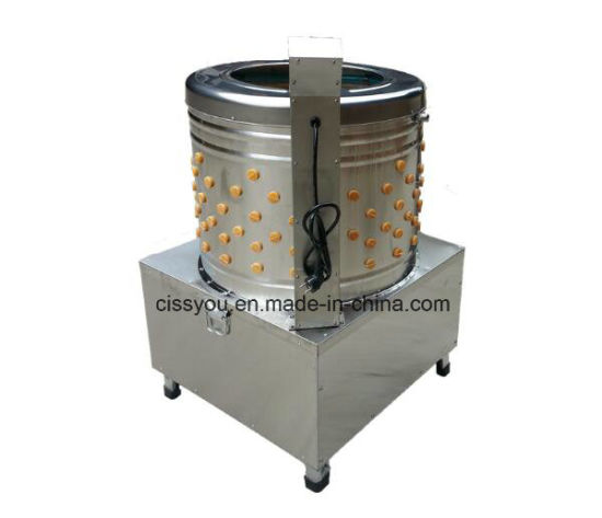 Industrial Poultry Chicken Duck Feather Plucker Plucking Machine pictures & photos