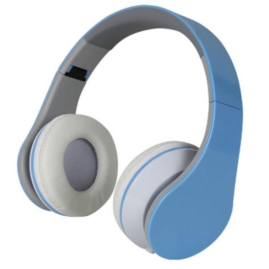 China Headphones Over Ear Kids Headphones with Microphone