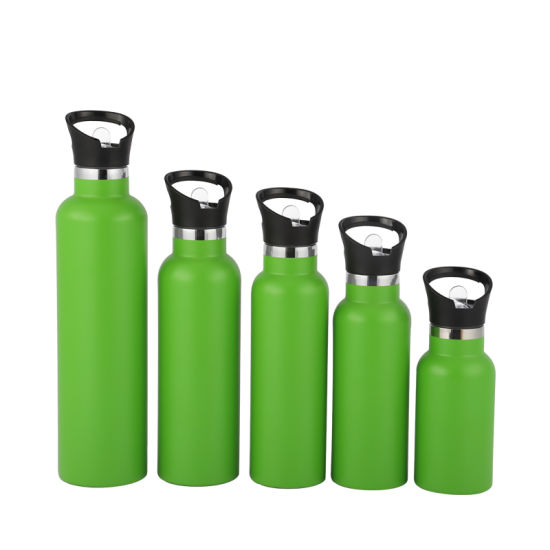 18oz 32oz 40oz Hydro Double Wall Vacuum Flask Insulated Stainless Steel Sport Water Bottle