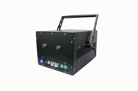 25W RGB Full-Color Laser Light for Outdoor Festival Party